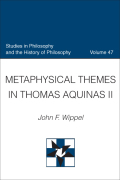 Metaphysical Themes in Thomas Aquinas II Cover