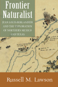 Frontier Naturalist Cover