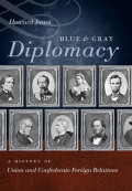 Blue and Gray Diplomacy Cover