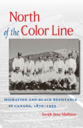 North of the Color Line Cover