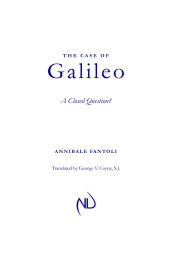 The Case of Galileo