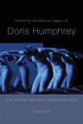 Directing the Dance Legacy of Doris Humphrey Cover