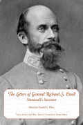 The Letters of General Richard S. Ewell Cover