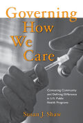 Governing How We Care Cover
