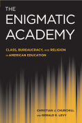 The Enigmatic Academy Cover