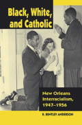Black, White, and Catholic Cover