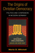 The Origins of Christian Democracy