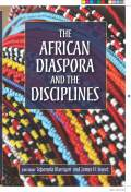 The African Diaspora and the Disciplines Cover