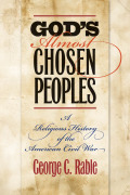 God's Almost Chosen Peoples Cover