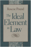 The Ideal Element In Law Cover