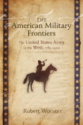 The American Military Frontiers Cover