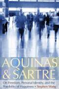 Aquinas and Sartre Cover