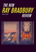 The New Ray Bradbury Review #3 cover