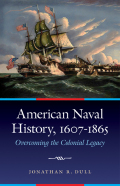American Naval History, 1607-1865 Cover