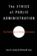The Ethics of Public Administration Cover