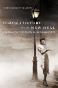 Black Culture and the New Deal Cover