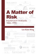 A Matter of Risks Cover