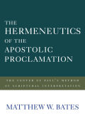 The Hermeneutics of the Apostolic Proclamation