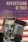 Advertising at War Cover