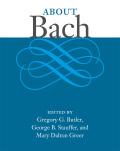 About Bach Cover