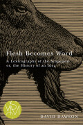 Flesh Becomes Word Cover