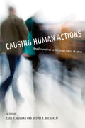Causing Human Actions Cover