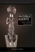 Invisible Agents cover