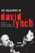 The Philosophy of David Lynch Cover