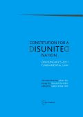 Constitution for a Disunited Nation Cover