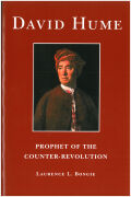 David Hume: Prophet of the Counter-Revolution Cover