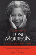 The Aesthetics of Toni Morrison Cover