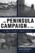 The Peninsula Campaign of 1862 cover