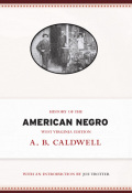 History of the American Negro Cover