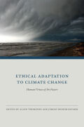 Ethical Adaptation to Climate Change Cover