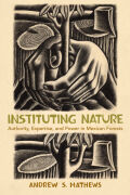 Instituting Nature Cover
