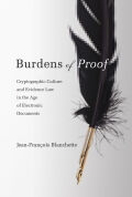 Burdens of Proof Cover