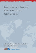 Industrial Policy for National Champions Cover