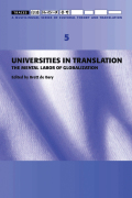 Traces 5: Universities in Translation Cover