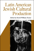 Latin American Jewish Cultural Production Cover