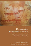 Decolonizing Indigenous Histories cover