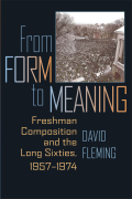 From Form to Meaning Cover