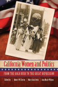 California Women and Politics Cover