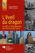 L'éveil du dragon Cover