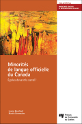 Minorités de langue officielle du Canada Cover