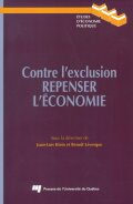 Contre l'exclusion. Repenser l'économie.