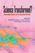 Science Transformed? : Debating Claims of an Epochal Break