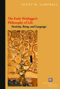 The Early Heidegger's Philosophy of Life: Cover