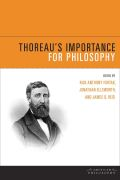 Thoreau's Importance for Philosophy Cover