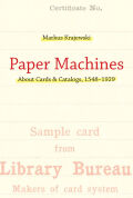Paper Machines Cover
