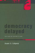 Democracy Delayed Cover